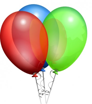 Free Party Balloons Clipart, Download Free Clip Art, Free.