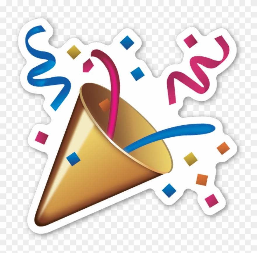 Celebration Clipart Emoji.