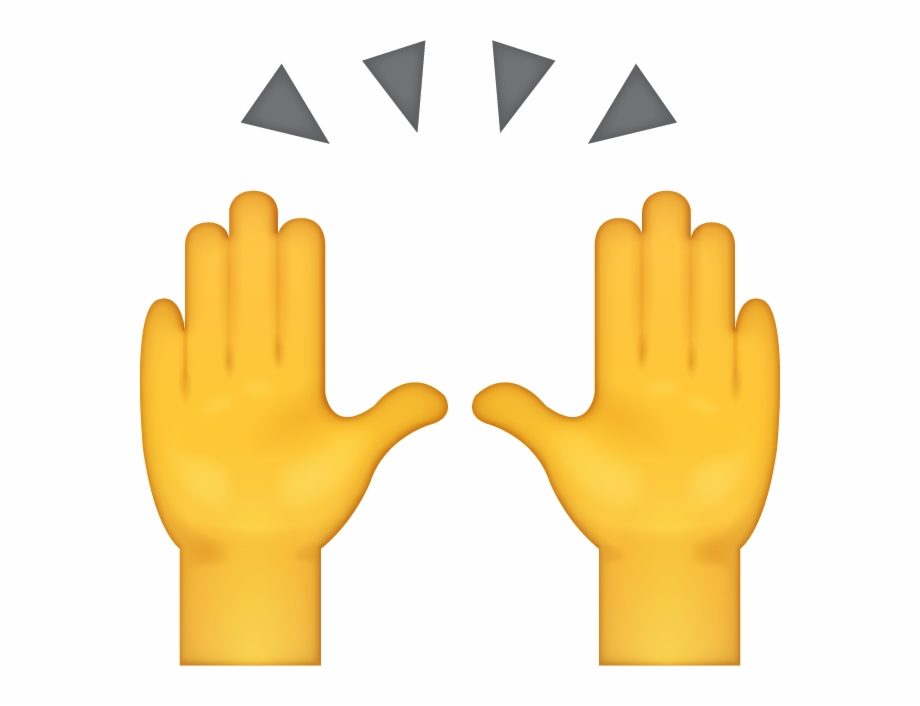 High Five Emoji Icon Free PNG Images & Clipart Download #265002.