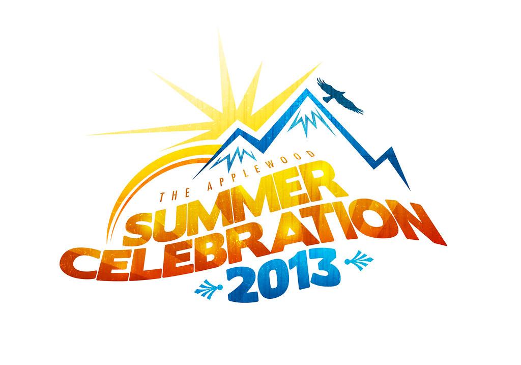 Summer Celebration Logo.