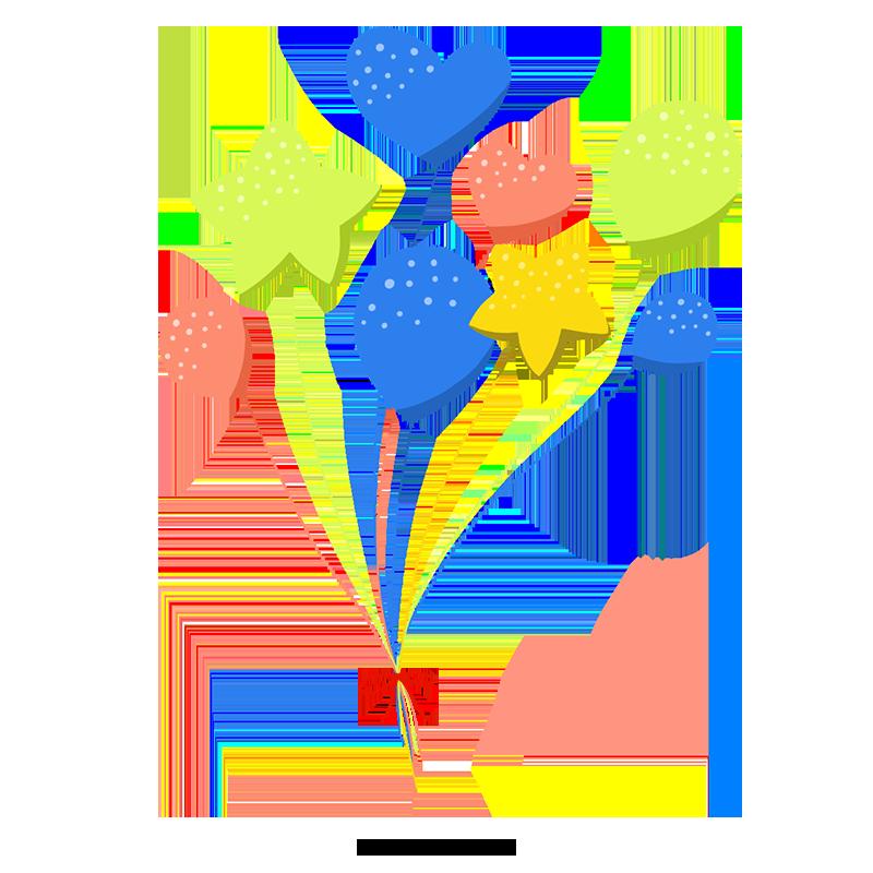 Colorful Celebration Balloons, Festival, Celebrate Vector.