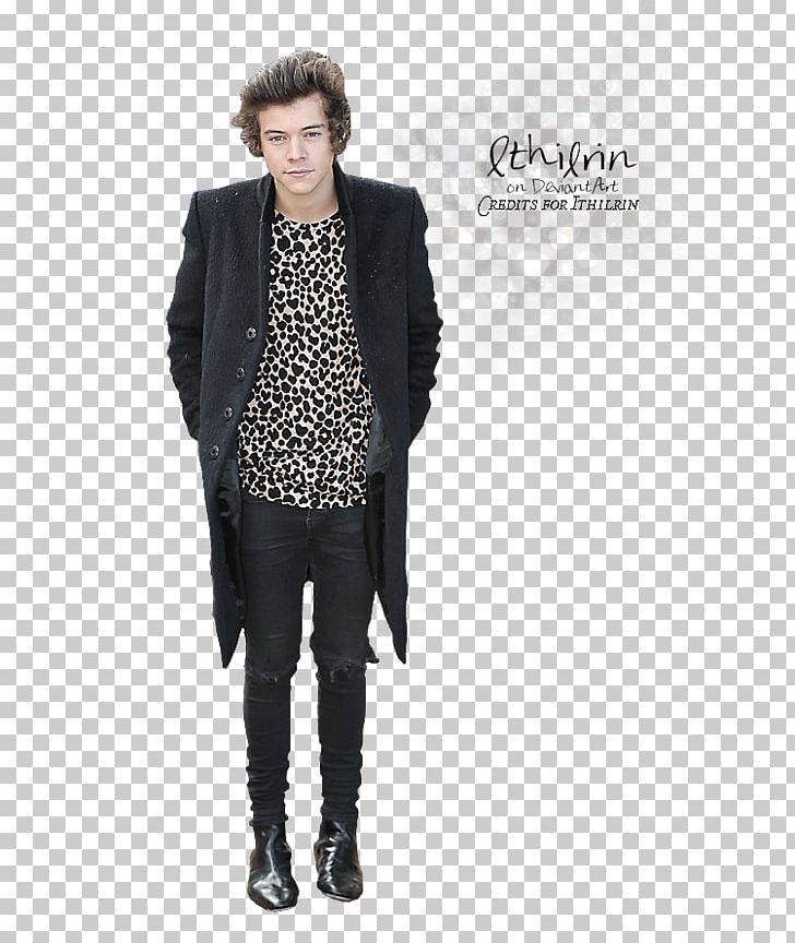 Blazer Fashion Model Celebrity Cutouts Harry Styles (2013.