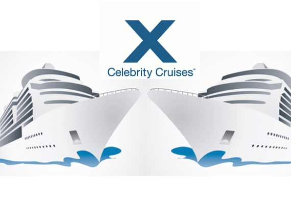 Celebrity Cruises.