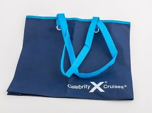 Details about New Celebrity Cruise Lines Ship Logo Tote Bag.