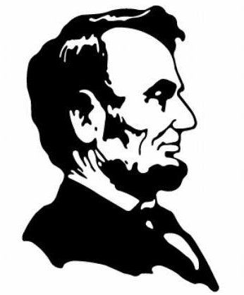 famous people silhouettes.