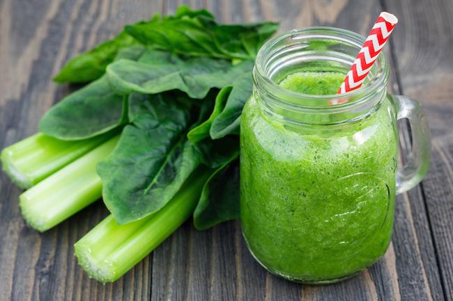 11 Super Health Benefits In Just One Celery Stalk.