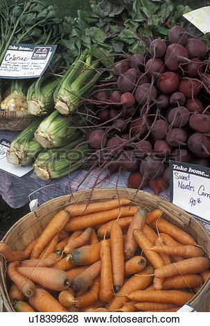 Pictures of vegetables, outdoor market, produce, Vermont, VT.