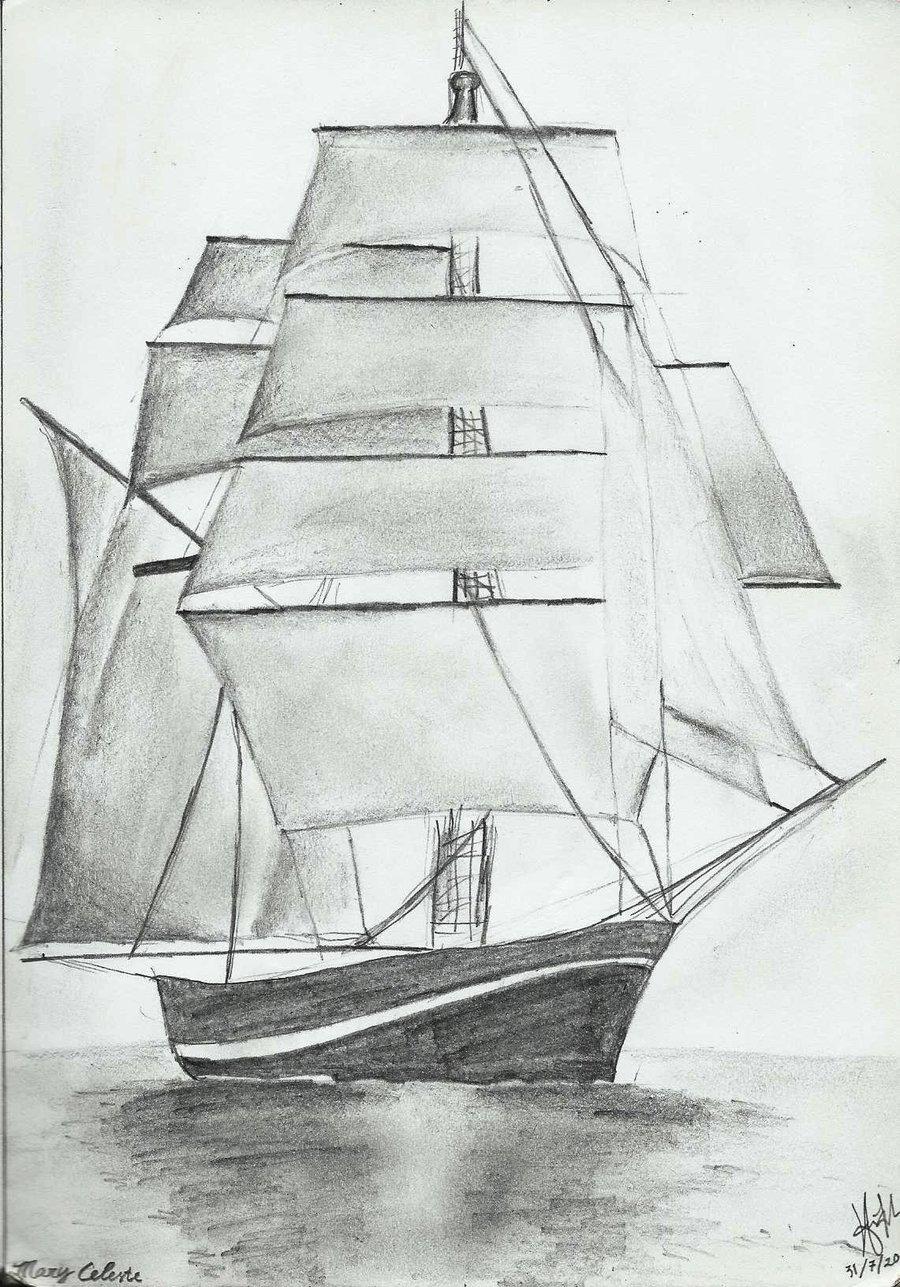 Mary Celeste by vegencyworld on DeviantArt.