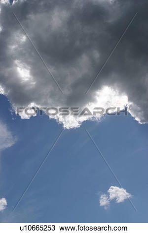 Stock Photo of clouds, bright, cloud formation, climate, celestial.