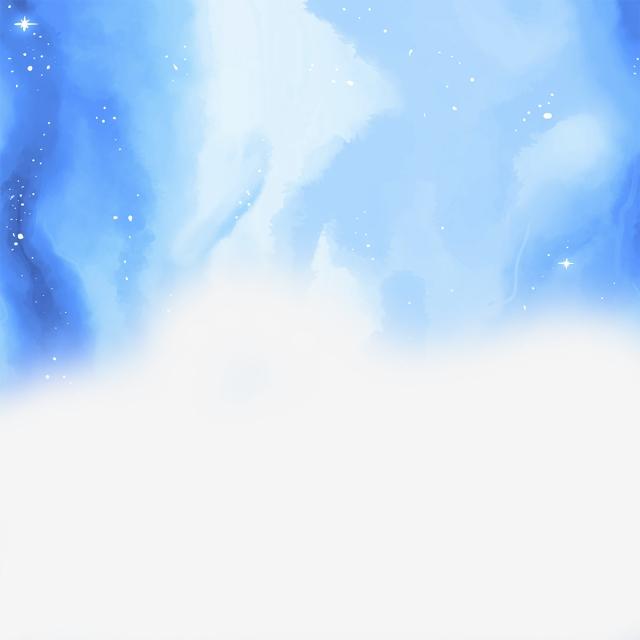Starry Nebula Water Paint, Png, Nebula, Celestial PNG Transparent.