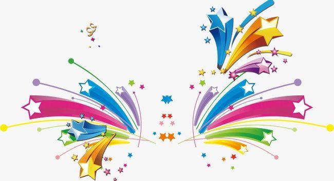 Stars Celebrate Creative PNG, Clipart, Celebrate, Celebrate.