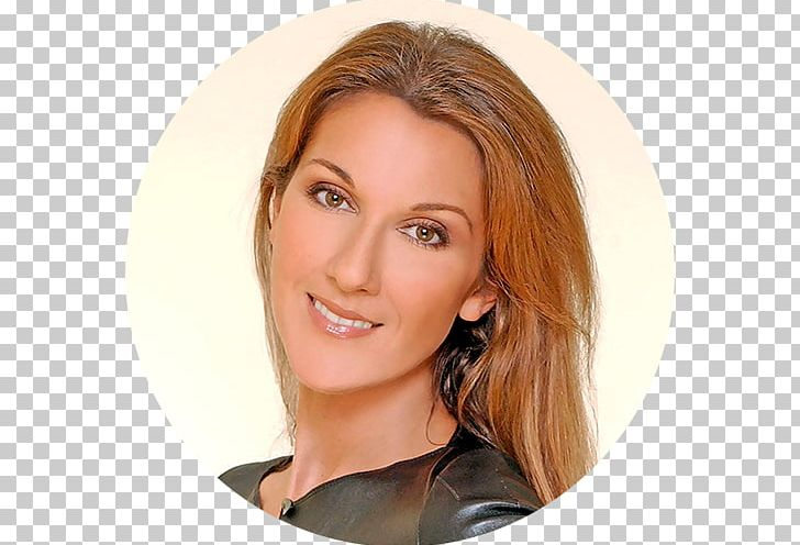 Celine Dion The Colosseum Photography Ticket Eyebrow PNG.