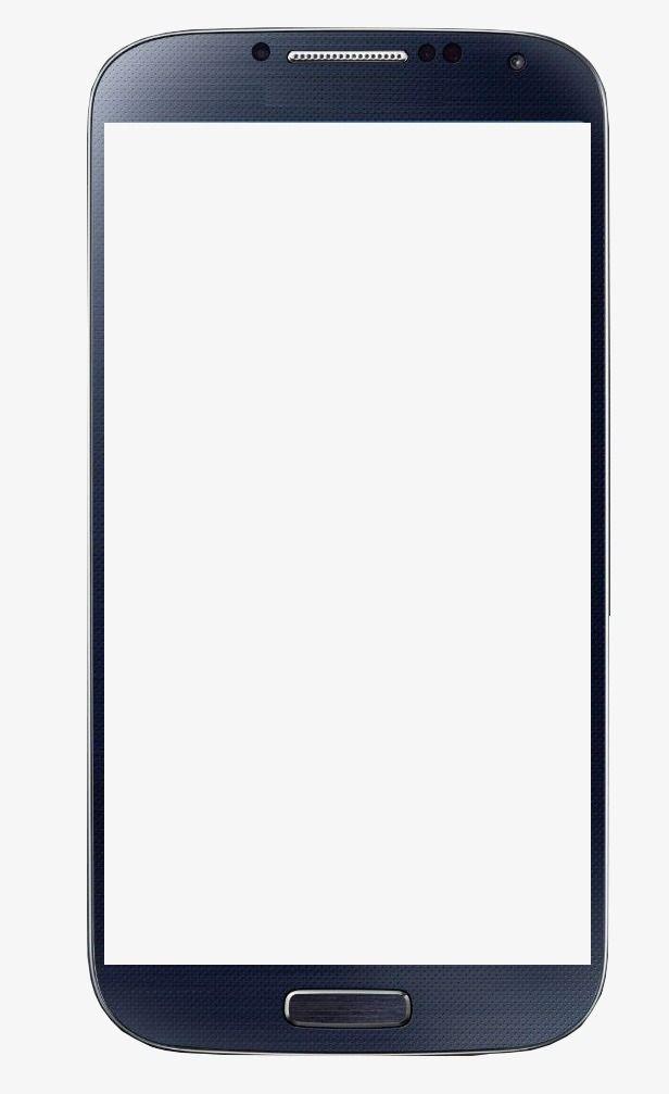 Black Border Mobile Phone in 2019.