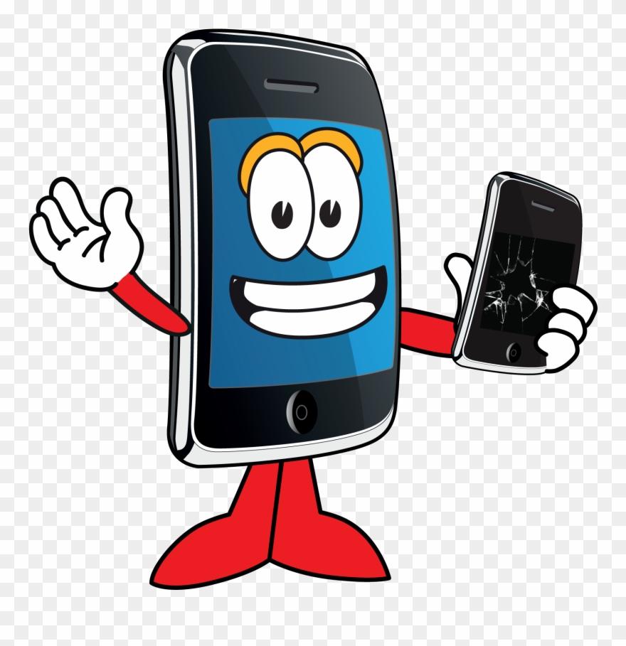 Software Clipart Cellphone Repair Shop.