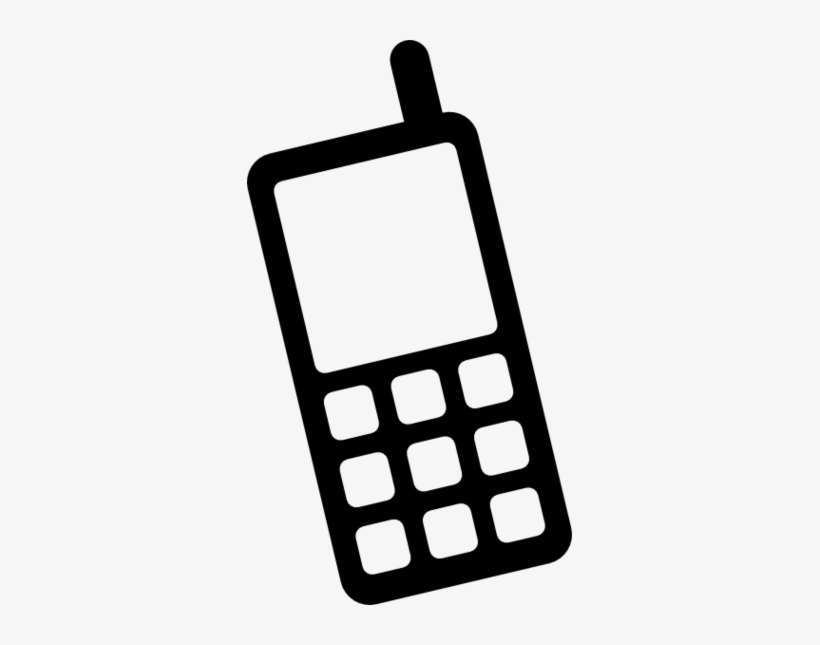 Download Free png Cell Phone Icon Clipart Free To Use Clip Art.