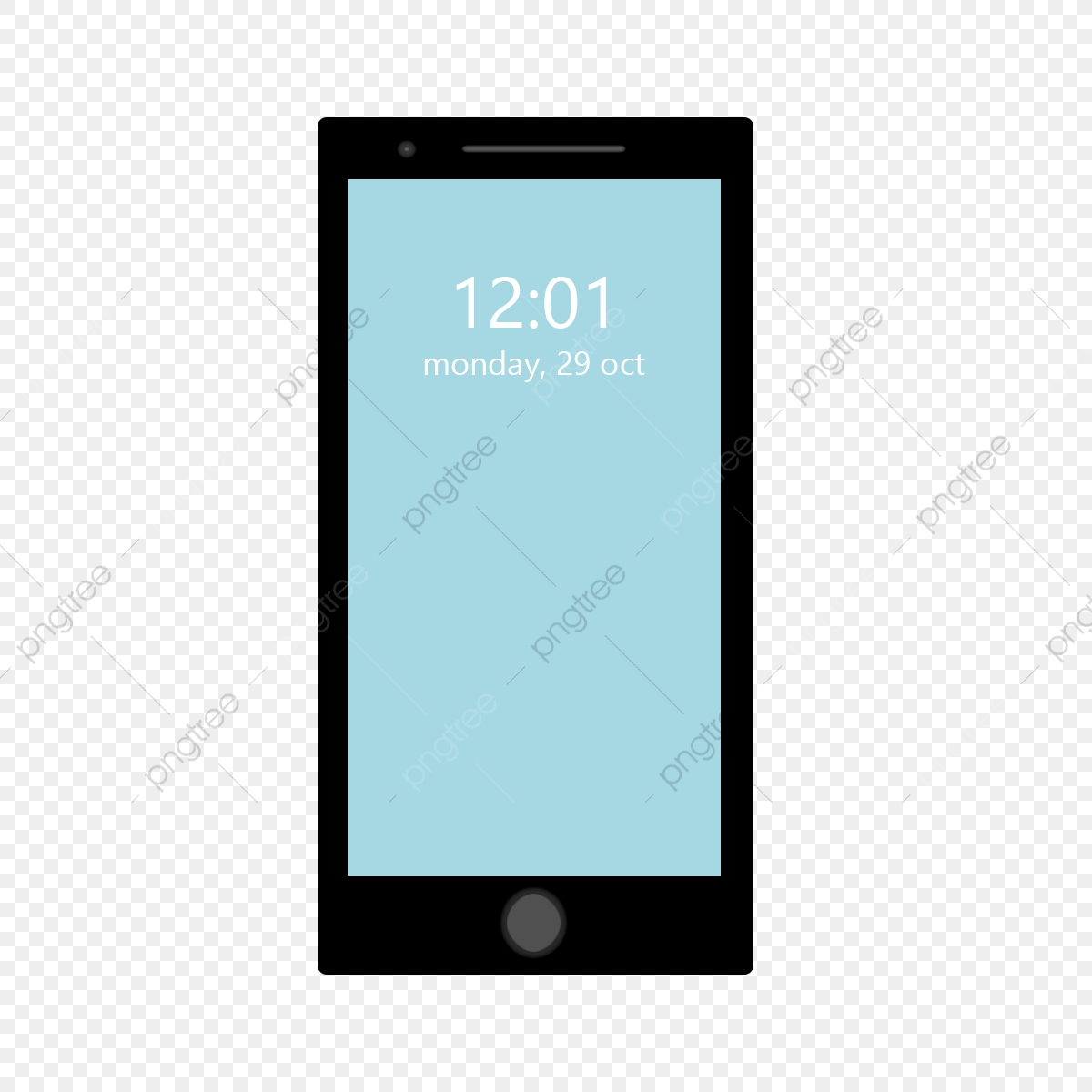 Phone Clipart, Phone, Iphone PNG and Vector with Transparent.