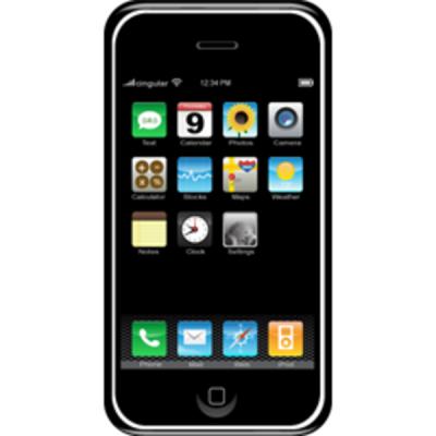 Cell phone clipart free 3 » Clipart Station.