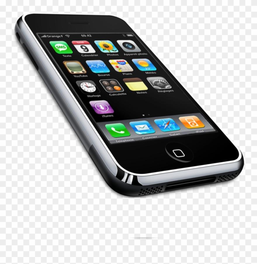 Cellphone Transparent Clip Art.