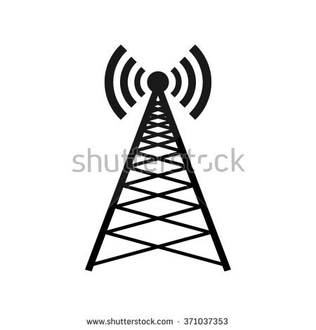 Cell Tower Stock Photos, Royalty.