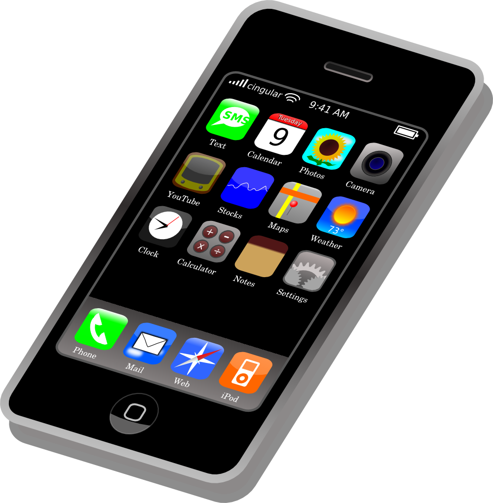 Cell Phone Clipart & Cell Phone Clip Art Images.