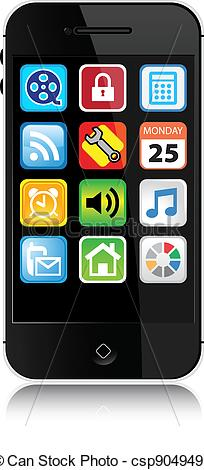 Cell Phone Clip Art & Cell Phone Clip Art Clip Art Images.