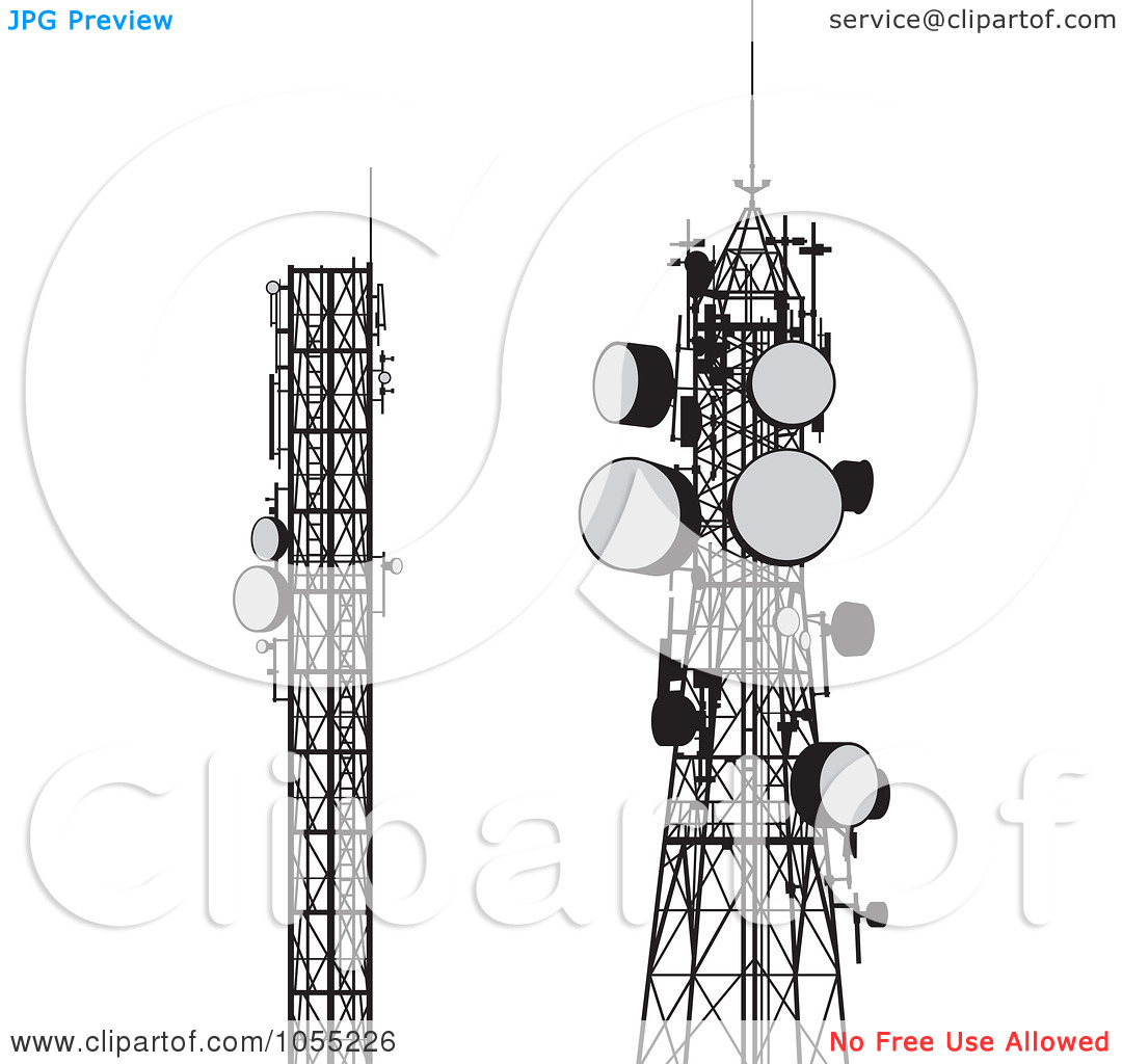 Cell Towers Clipart Clipground