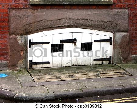 Stock Photo of Dungeon Door?.
