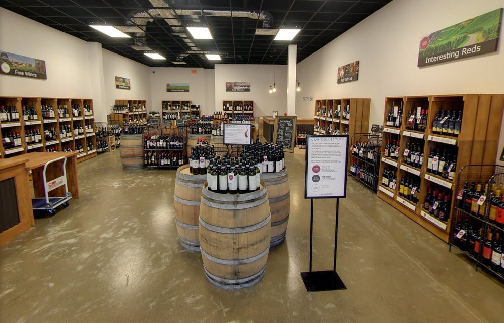 The Wine Cellar Outlet.