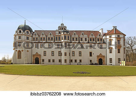 "Pictures of ""Schloss Celle Castle, Celle, Lower Saxony, Germany."