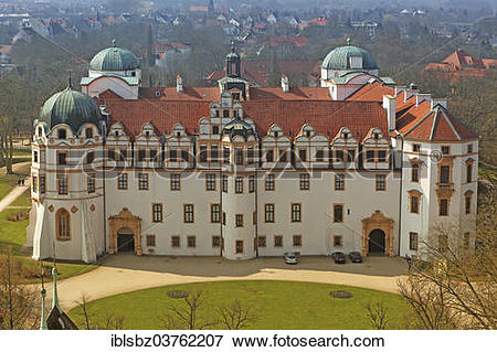 "Picture of ""Schloss Celle Castle, Celle, Lower Saxony, Germany."