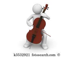 Cellist Stock Illustrations. 38 cellist clip art images and.
