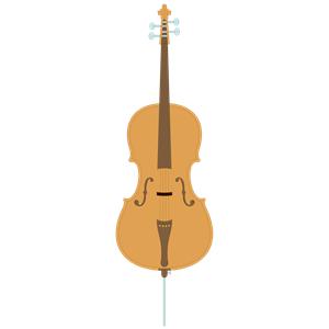 Cello clip art.