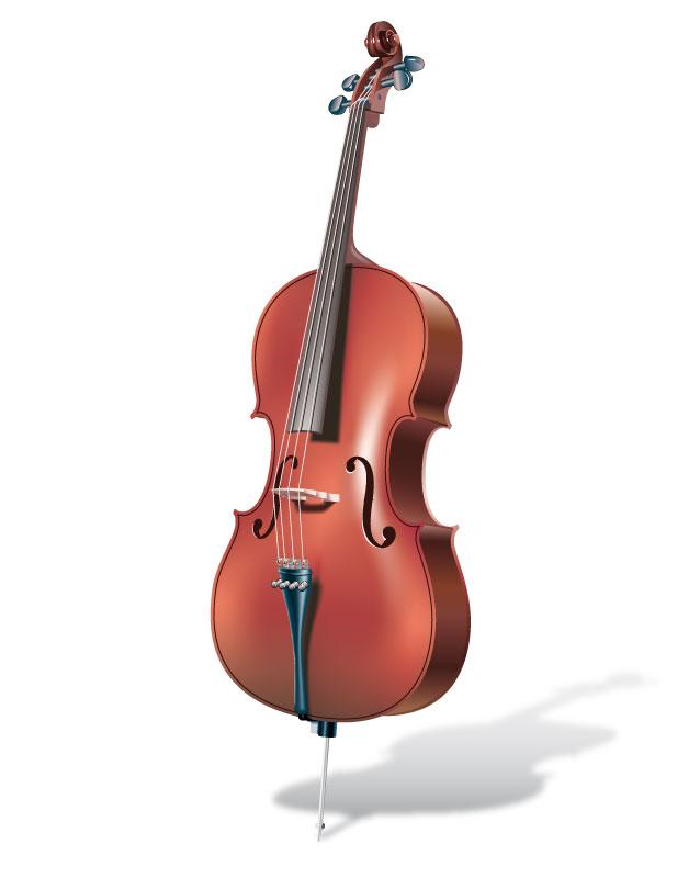 Cello images clip art.