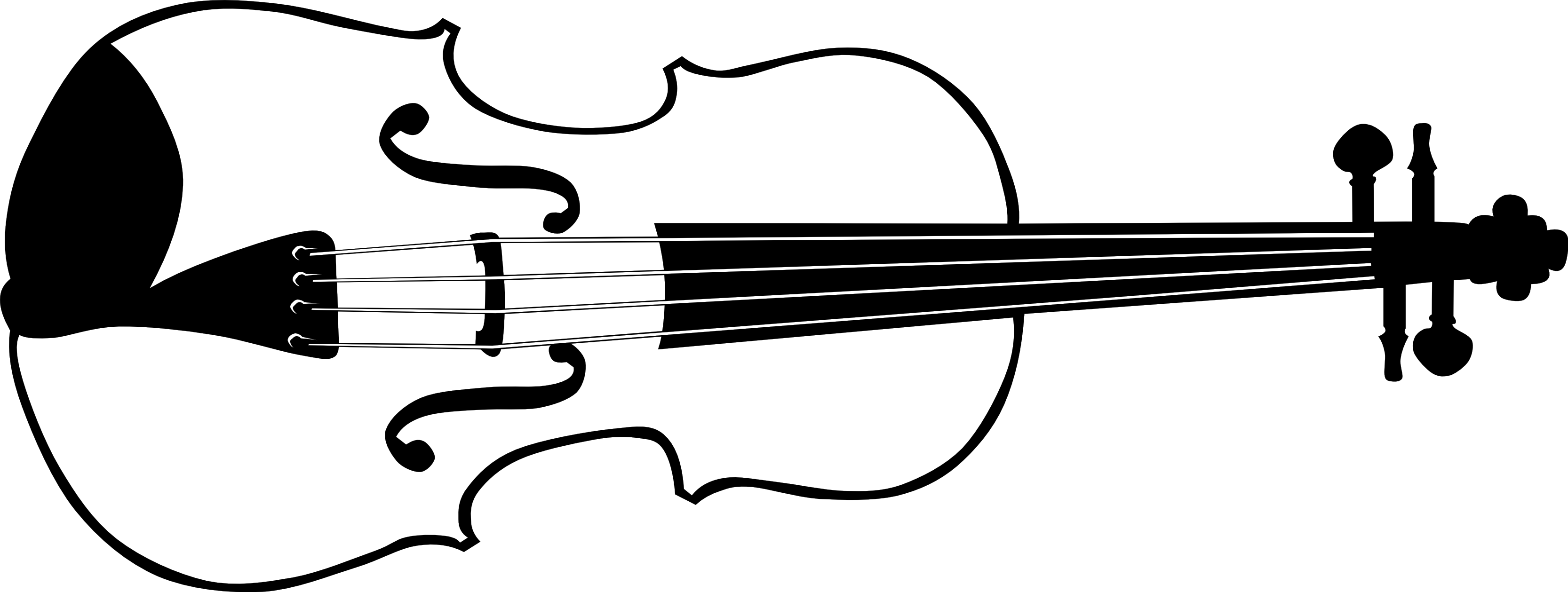 Free Black And White Cello, Download Free Clip Art, Free.