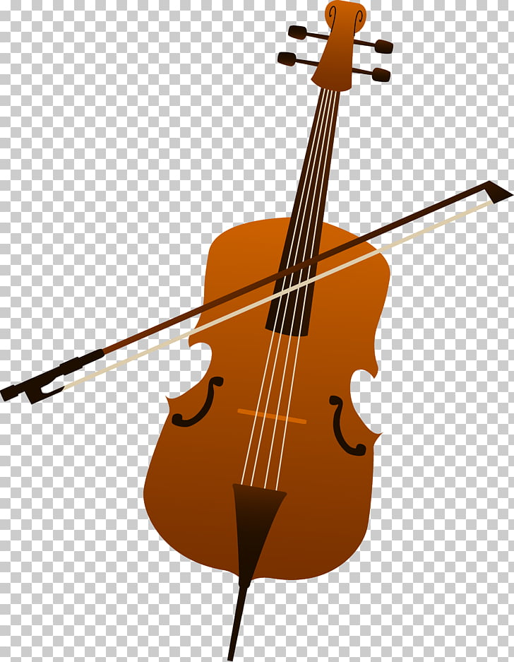 Cello Violin Double bass , String Bass s PNG clipart.