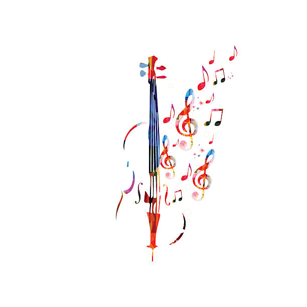 Best Cello Illustrations, Royalty.