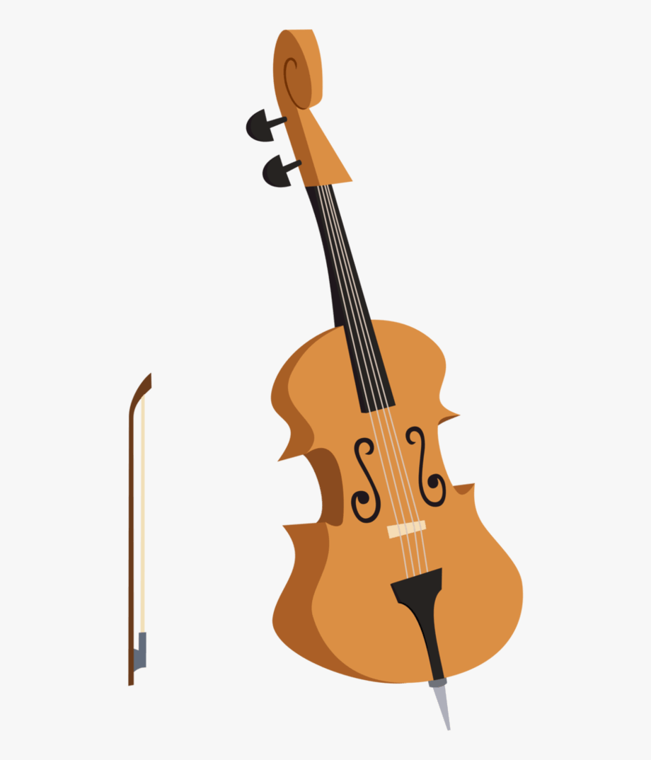 Double Bass Pictures Clipart.