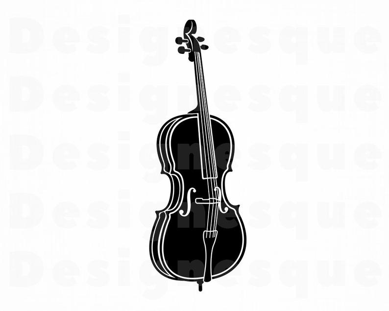 Cello SVG, Cello Clipart, Cello Files for Cricut, Cello Cut Files For  Silhouette, Cello Dxf, Cello Png, Cello Eps, Cello Files, Cello Vector.