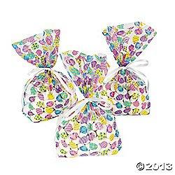 Cellophane Bag Of Candy Clipart.