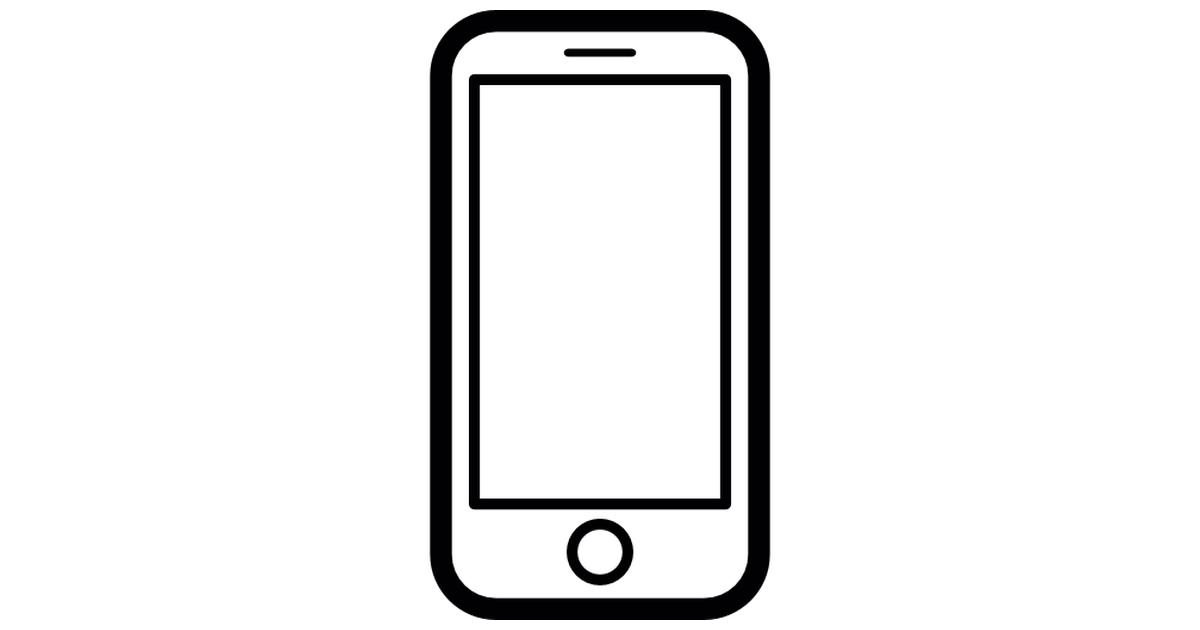 Smartphone iphone.