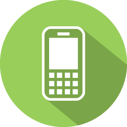 Mobile 3 Icon.