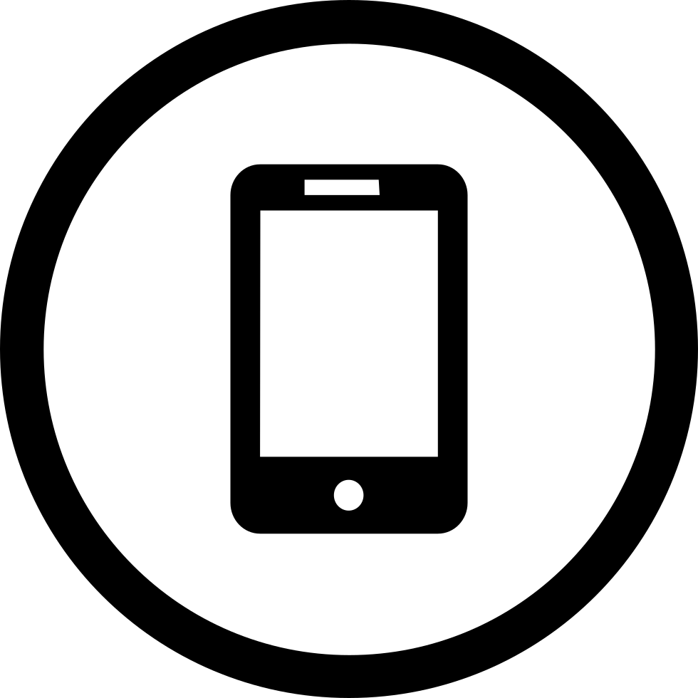 Mobile Svg Png Icon Free Download (#332945).