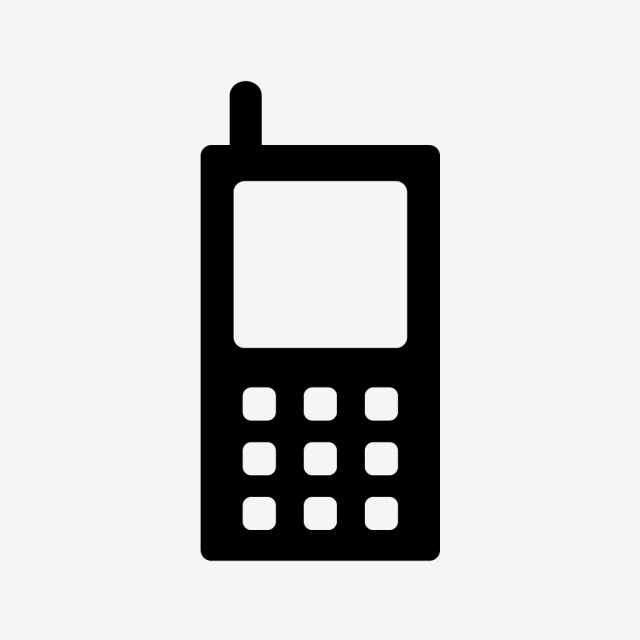 Vector Cell Phone Icon, Phone, Phone Icon, Mobile Icon PNG and.