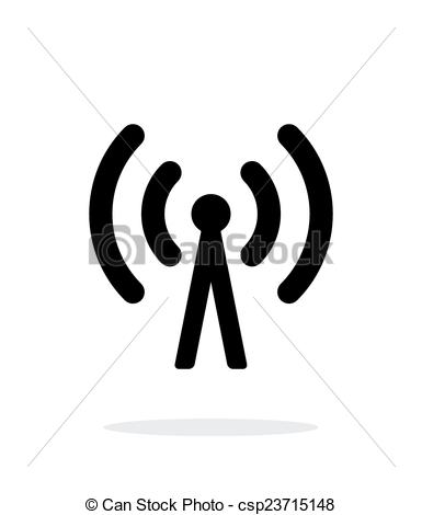 Cell tower Vector Clipart Royalty Free. 451 Cell tower clip art.