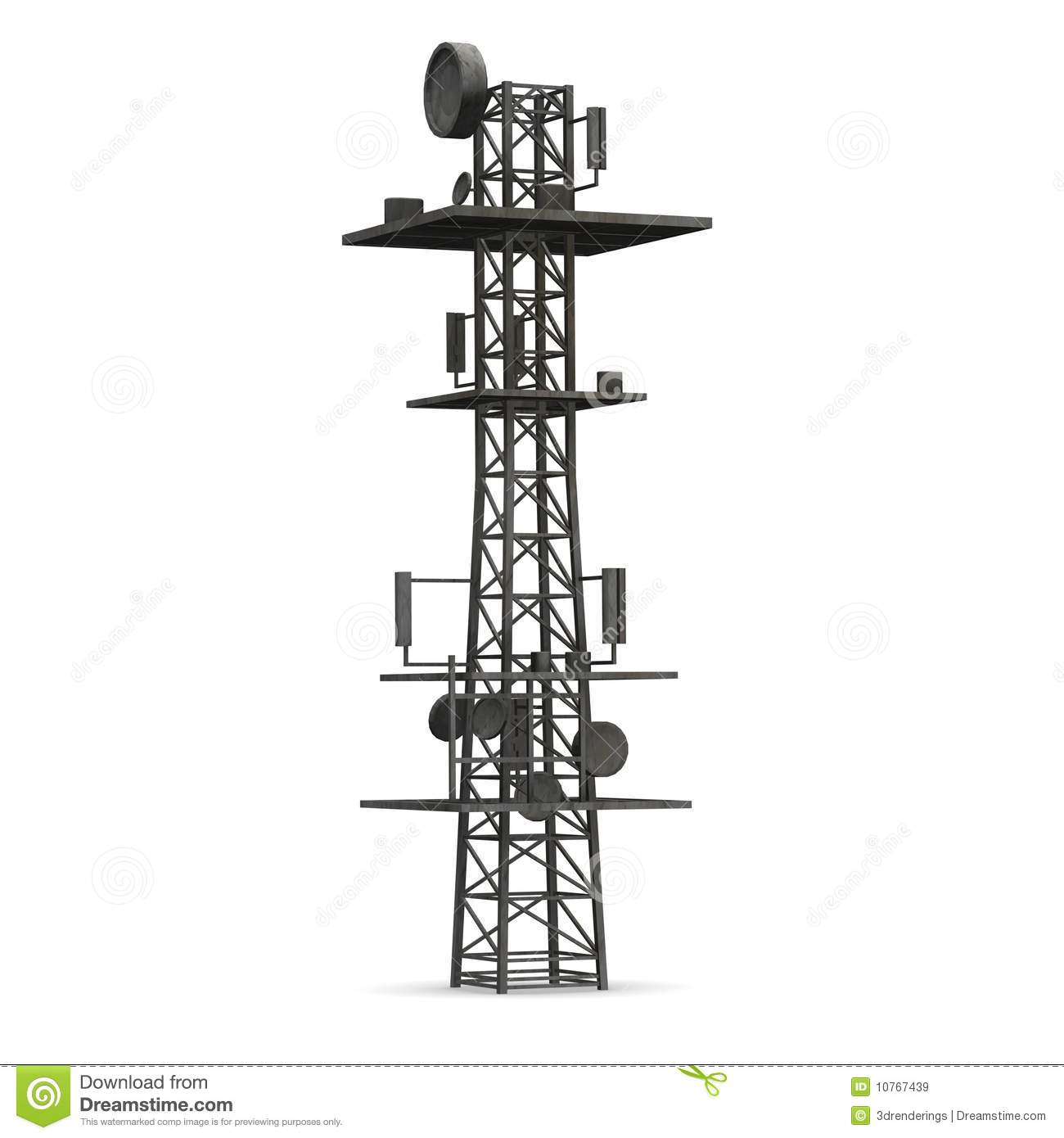 Cell Tower Stock Photos, Images, & Pictures.