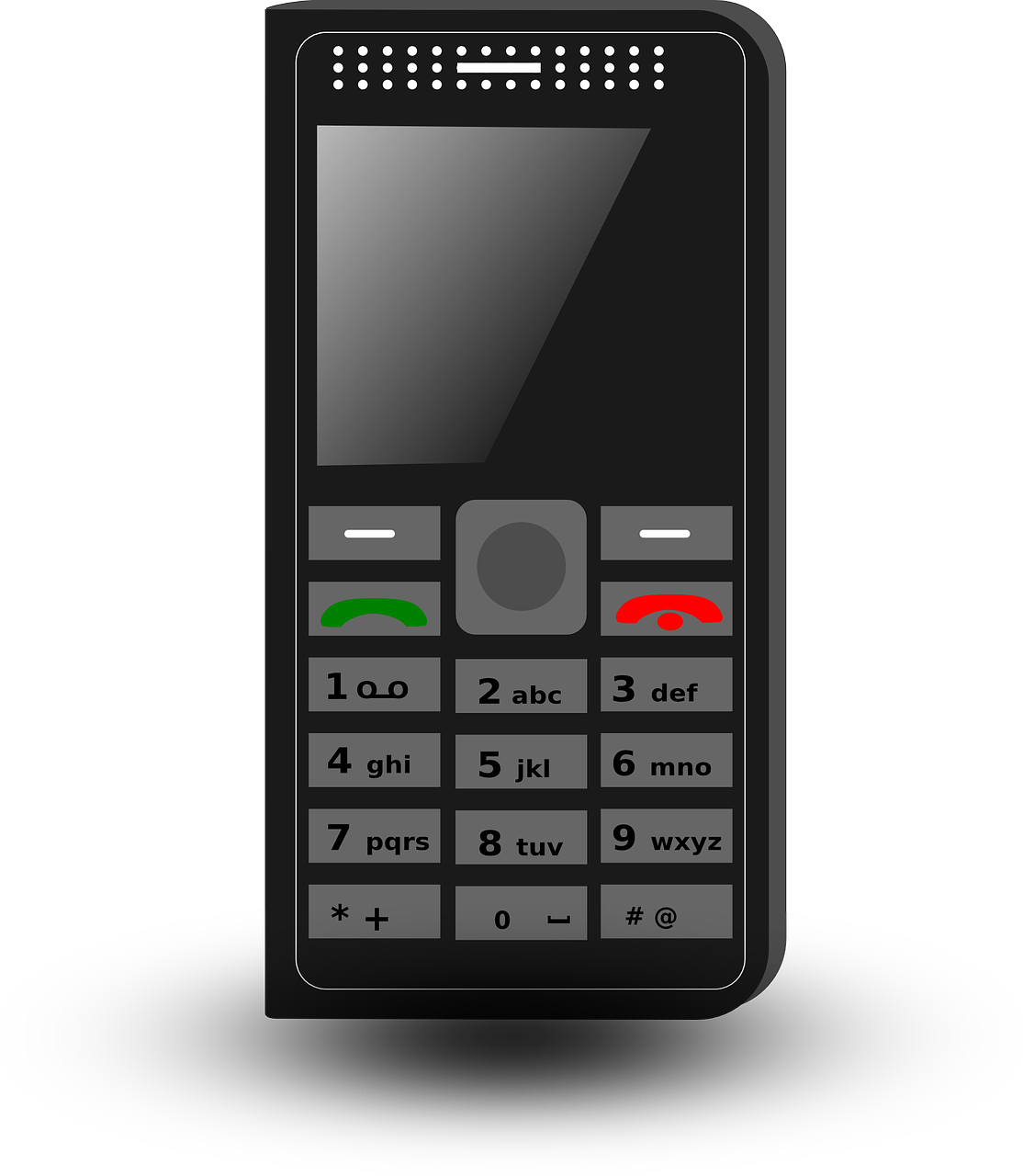 Free to Use & Public Domain Mobile Phones Clip Art.