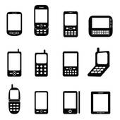 Cell phone Clip Art EPS Images. 24,337 cell phone clipart vector.