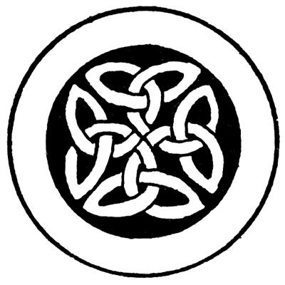 Celtic knot clip art free clipart 2.
