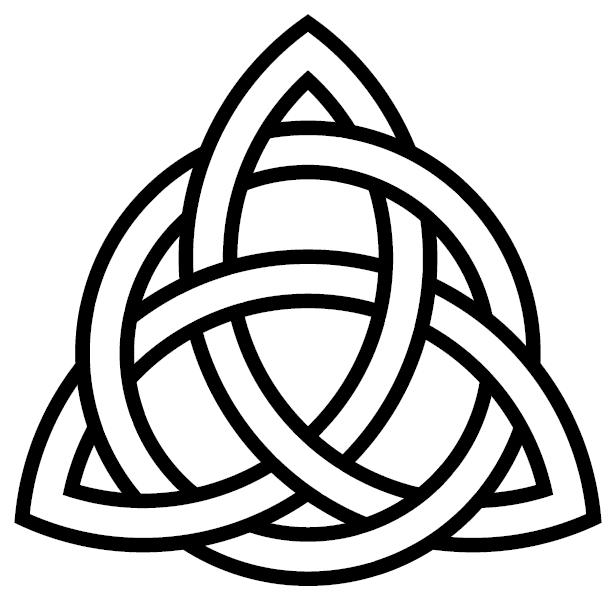 Symbols For The Trinity.