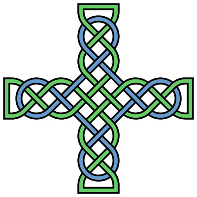 free celtic cross clipart.